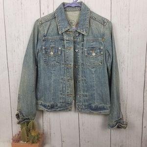 Gap Jean Jacket size medium